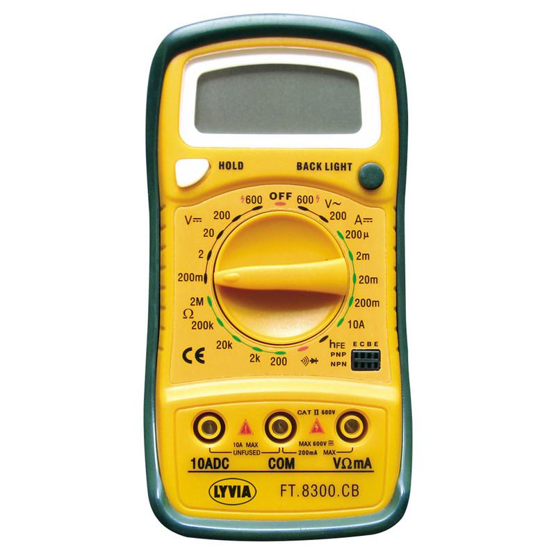 Digital Multimeter Ma : Digital multimeter measuring instruments electrical