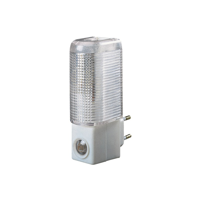 Lampada notturna con sensore crepuscolare sensori e - Portalampada con sensore crepuscolare ...
