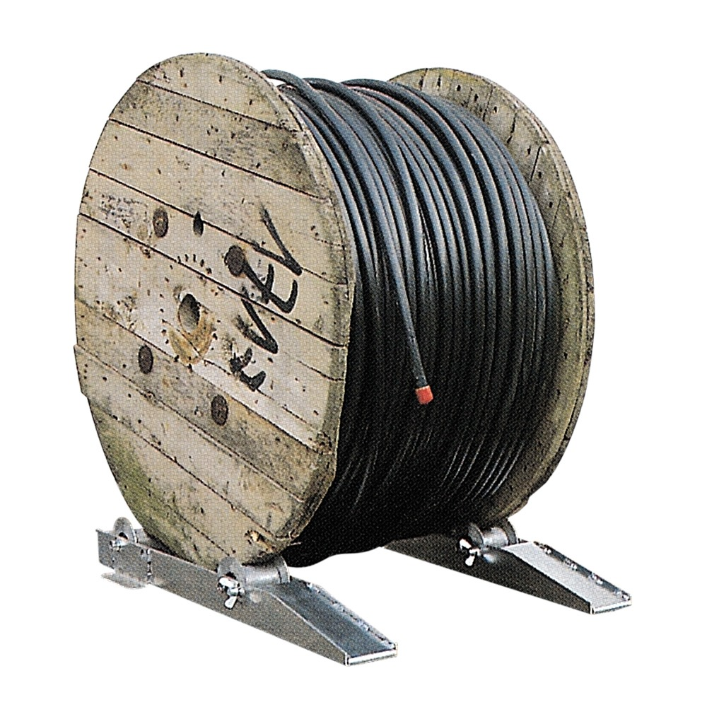 Cable Drum Unreeling Frame Fishtapes Fishtapes And