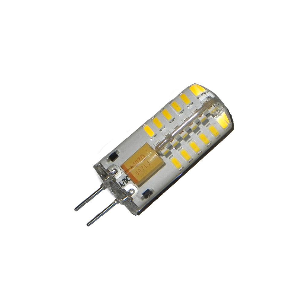 Lampadine led attacco g4 con rivestimento in silicone for Led lampade