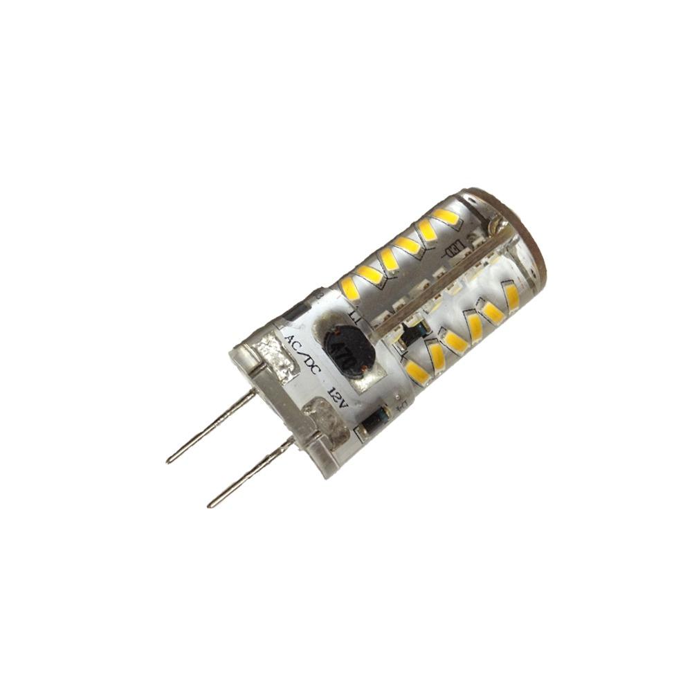 lampadine led attacco g4 con rivestimento in silicone