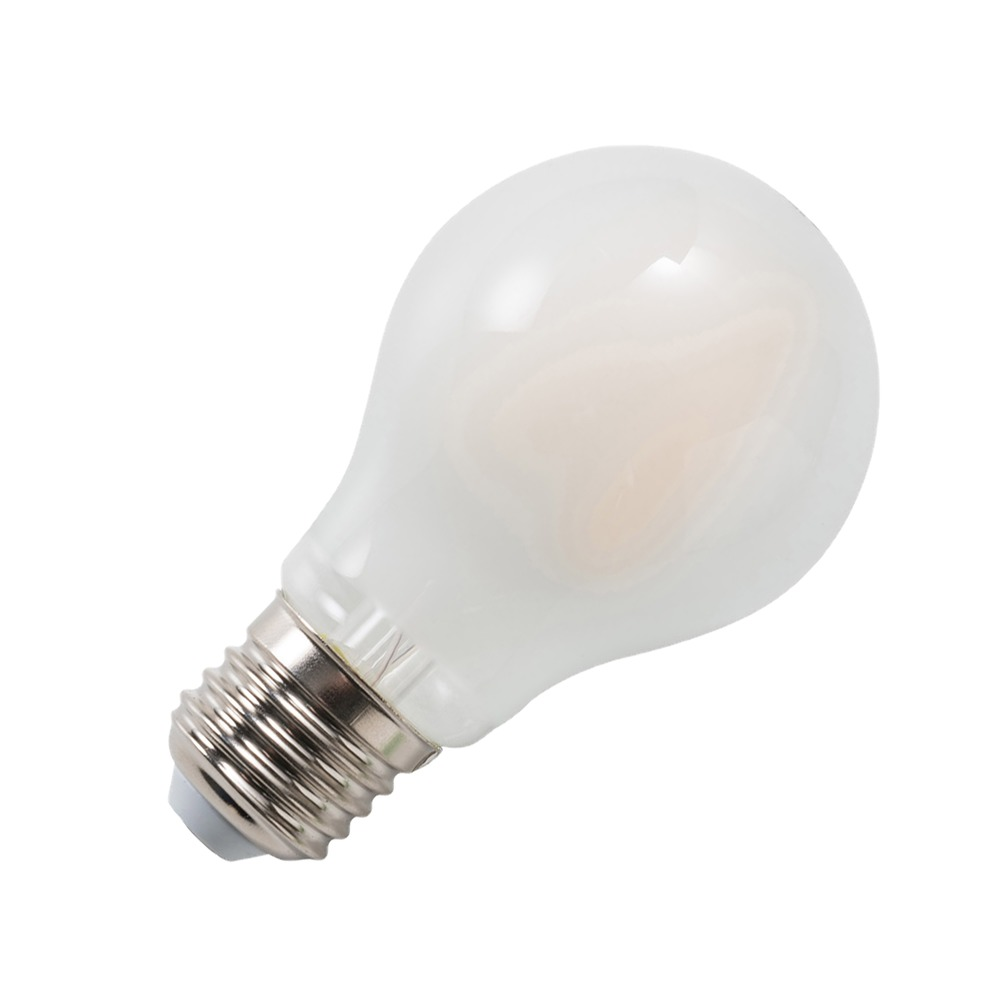 Lampade filamento led satinate lampade led led for Lampade a led watt
