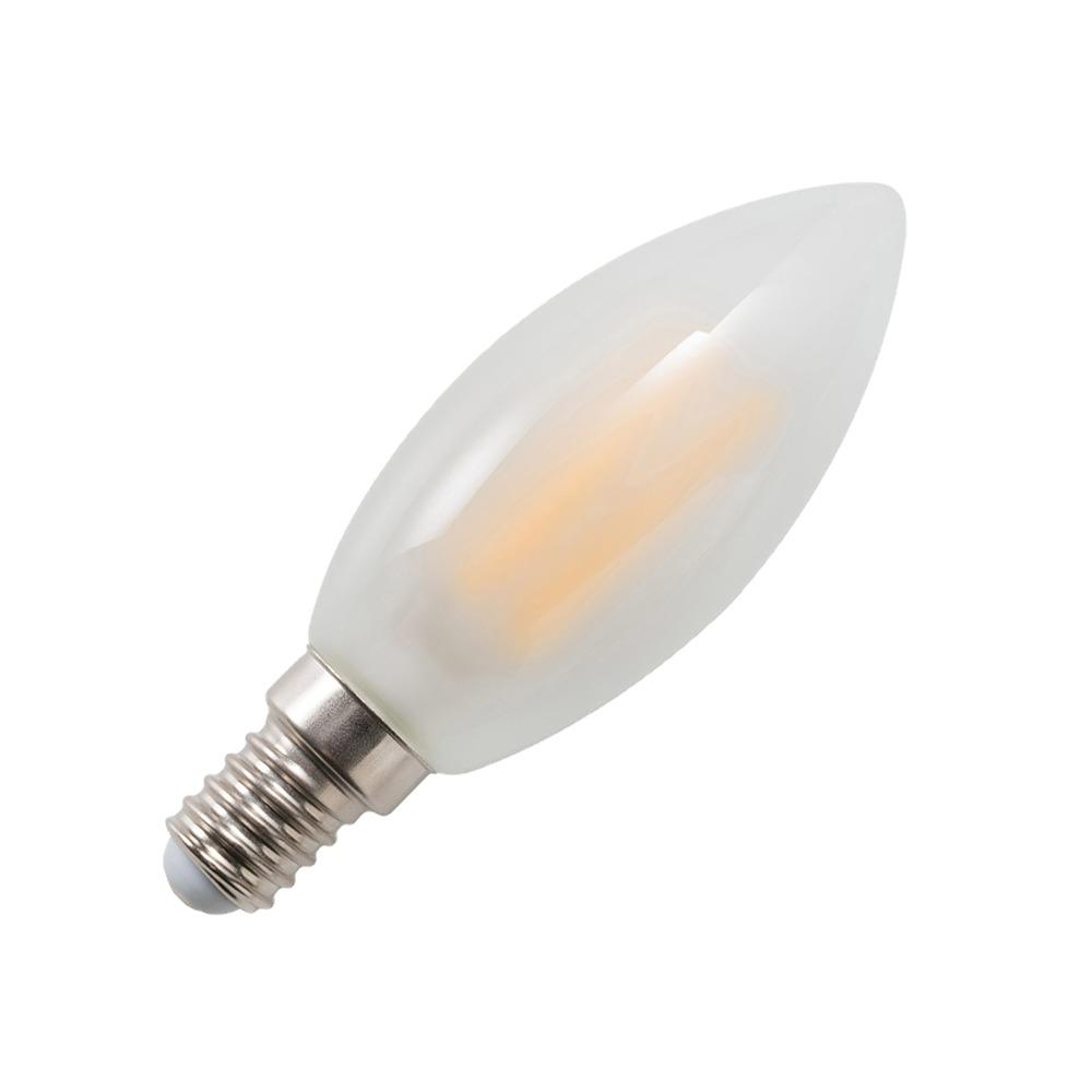 Lampade filamento led satinate lampade led led for Led lampade