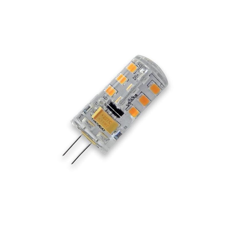 Lampadine led attacco g4 con rivestimento in silicone for Vendita online lampadine led