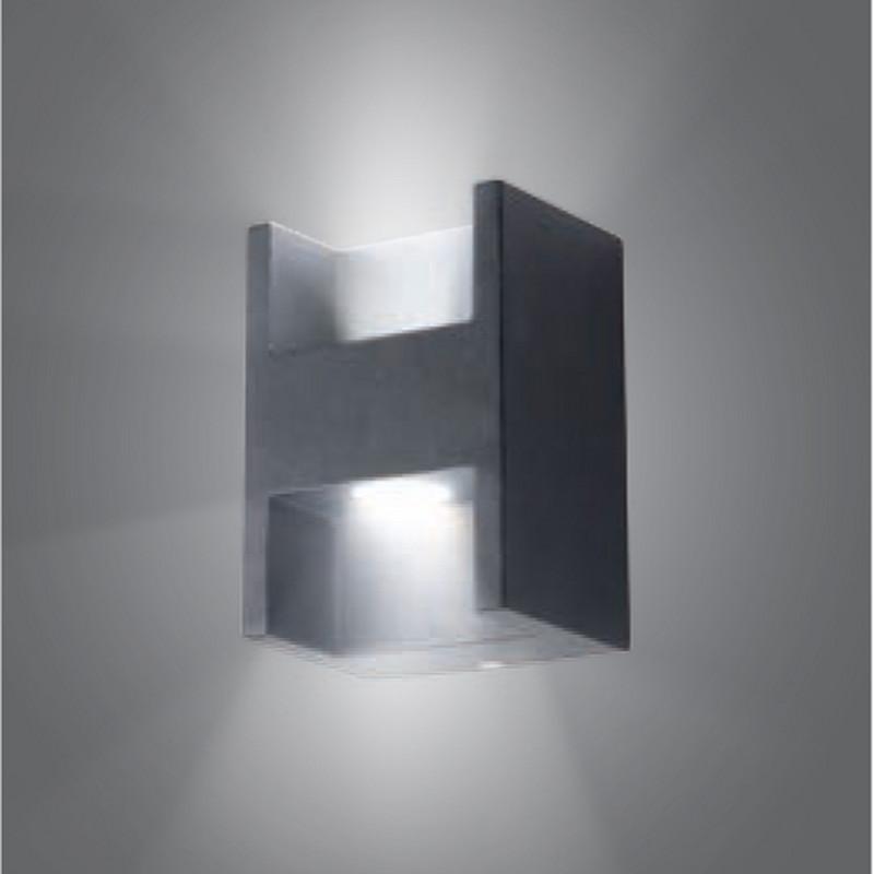 Applique led da esterno illuminazione led led - Applique led esterno ...