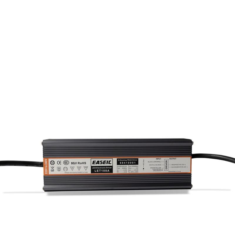 Schema Elettrico Dimmer Per Led 220v : Alimentatori dimmerabili ip alimentatori e dimmer strisce